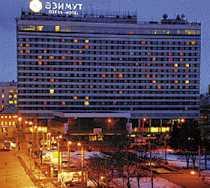 Азимут отель - 0f